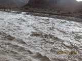 سیلاب عباس آباد چوپانان