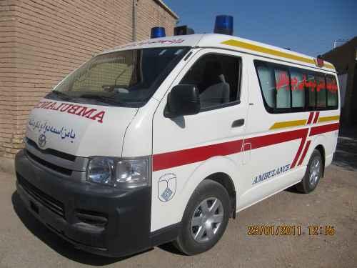 آمبولانس چوپانان